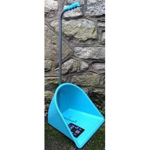 Equestrian Horse Manure Scoop Yard Stable Muck Shovel Dustpan Manure - The Dustpan and Brush Store