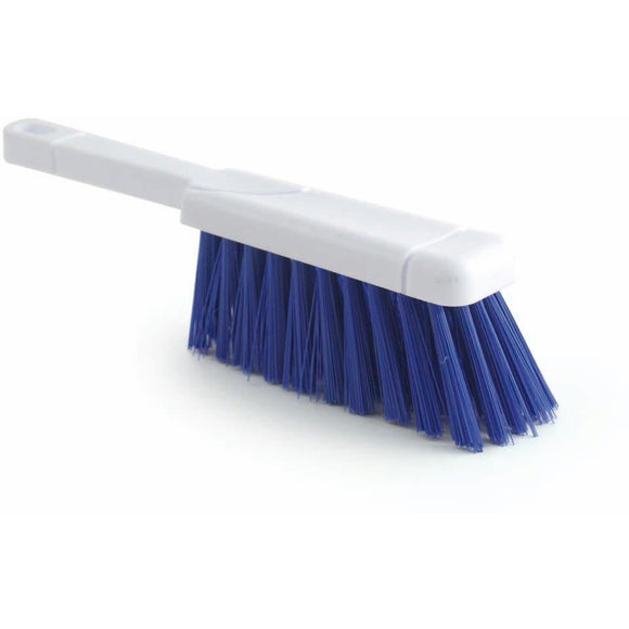 Blue Colour Coded Hand Brush Stiff Banister Hygiene Brush