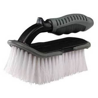Soft Car Scrubbing Brush, Soft Bristle Scrubbing Brush Car Wash Brush - The Dustpan and Brush Store
