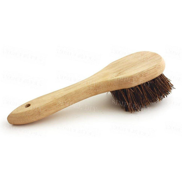 Bassine POT Brush Small Wooden Churn Brush - The Dustpan and Brush Store