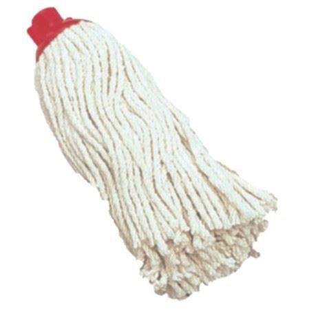 Plastic Socket Mop Head, 10PY Strong Plastic Socket, Durable Cotton Mop Head - The Dustpan and Brush Store