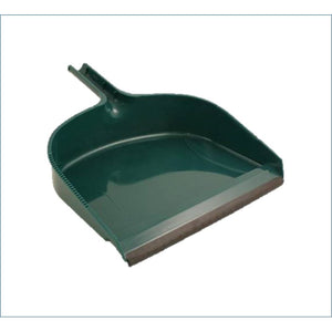 Large Garden Dustpan Large Strong Industrial Plastic Dust Pan Scoop Leaf Sweeper - The Dustpan and Brush Store