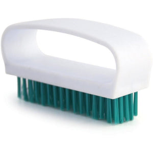 Green Nail Brush Colour Coded Food Hygiene Hand Cleaning Nail Scrubbing Brush