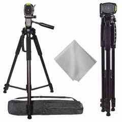 "CAMERA TRIPOD 72"" ELITE SERIES PROFESSIONAL"