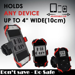 HiiGuy Universal Cellphone Mount - Freedom Anywhere