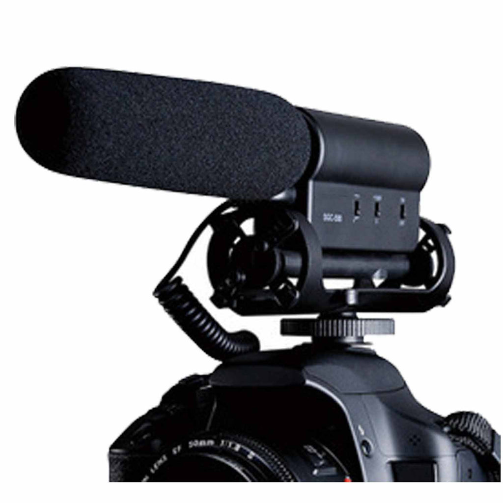 INTERVIEW MICROPHONE DV CAMCORDER
