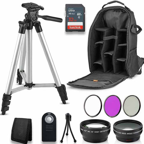 Bundle Kit For Nikon