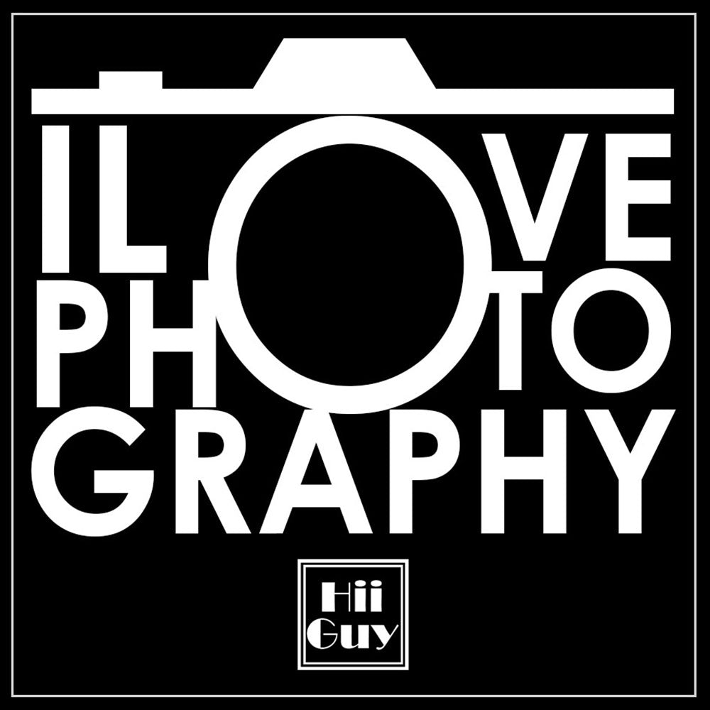 laptop photography sticker