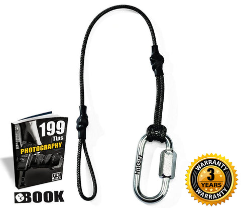 camera safety tether leash