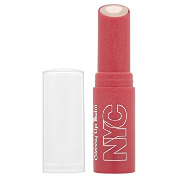 NYC APPLELICIOUS GLOSSY LIP BALM, PREVENTS CHAPPED LIPS NOURISHING WITH A HINT OF APPLE