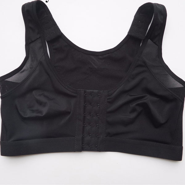Post Surgery Front Fastening Sports Bra