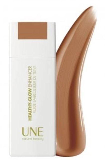 Bourjois Natural Une Skin Glow Foundation H07 30ml This is a natural foundation, made from natural ingredients, light and perfect for day time wear H07