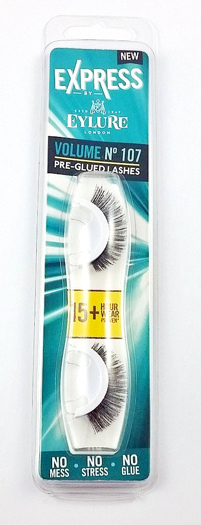 Express By Eylure Lengthen No 107 Pre Glued Lashes 15 Hour Wear