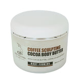 KMN Coffee Sculpting Cocoa Body Butter 100% Natural 200ml