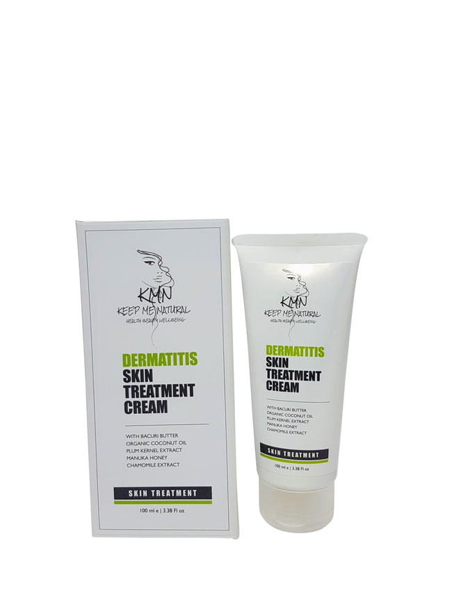 KMN 100% NATURAL DERMATITIS SKIN TREATMENT CREAM