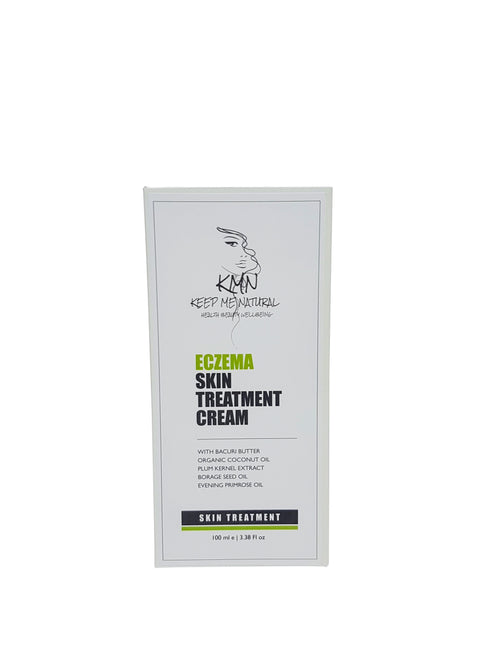 100% Natural Eczema Treatment Cream