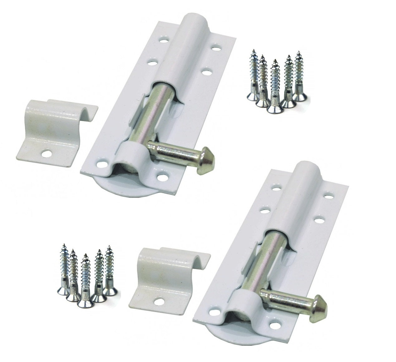 Latch GARDEN GATE ACCESSORIES PACK FULL SET OF 4 ITEMS