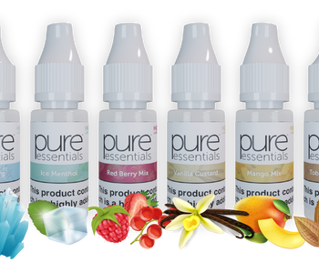 Pure Essentials E-Liquid: Developed with the Vaper in Mind