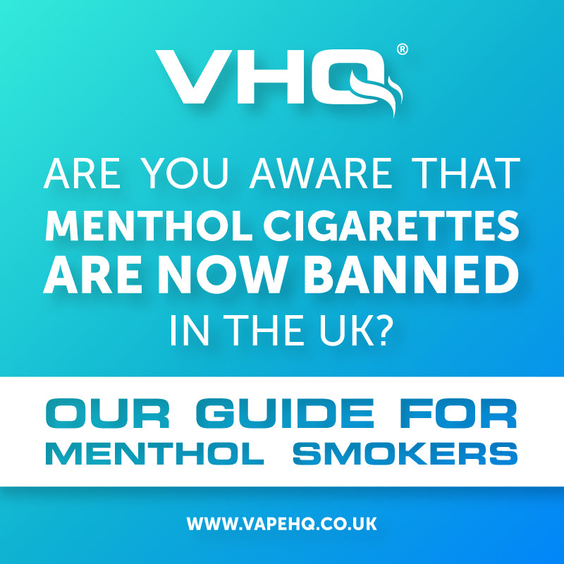 Don't Lose Your Cool: Menthol Cigarettes Are Now Banned in the UK