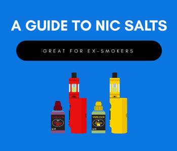 A Complete Guide to Nicotine Salts: What on Earth Are They?