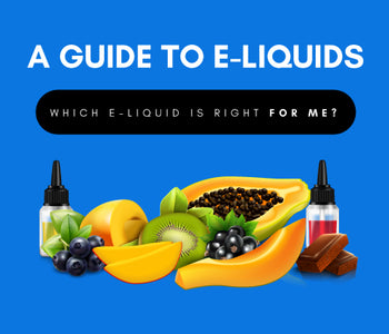 A Guide to E-Liquids: Which Liquid is Right for Me?
