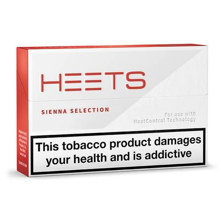 iQOS - HEETS - Sienna Selection