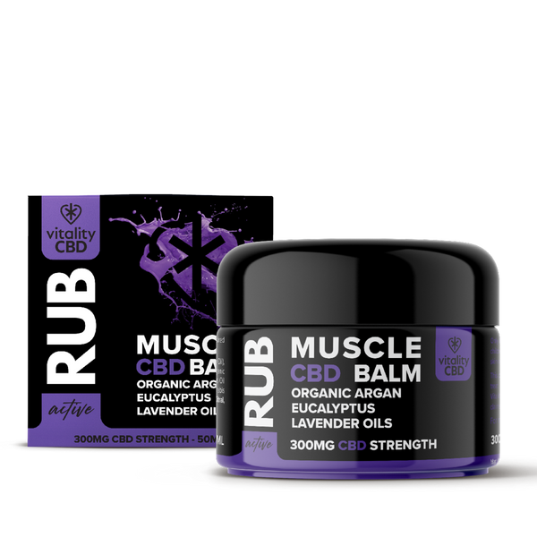 Vitality Active Range - Muscle Rub