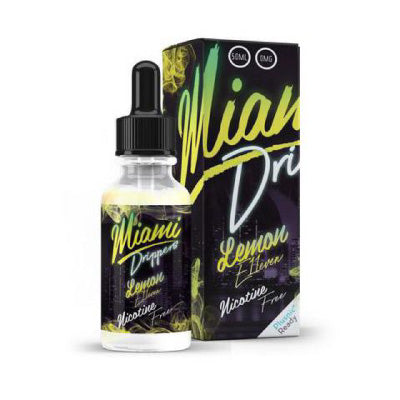 Miami Drip Club - Lemon E11even Shortfill