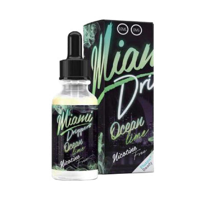 Miami Drip Club - Ocean Lime Shortfill