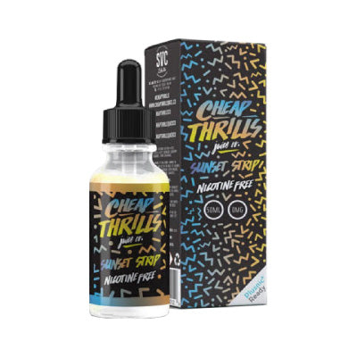 Cheap Thrills - Sunset Strip Shortfill