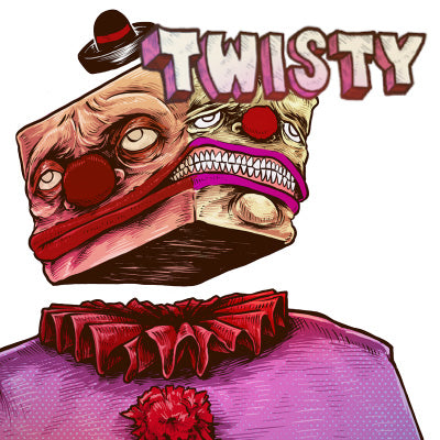 Clown - Twisty