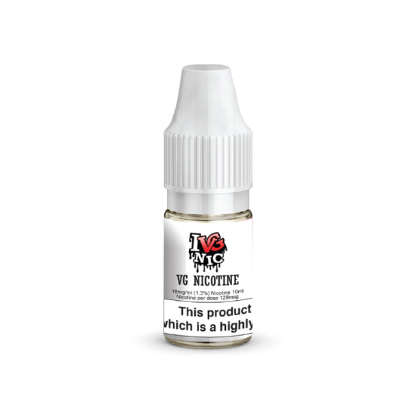 IVG - 18mg High VG Nicotine Shot