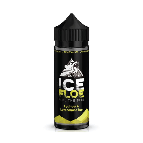 Ice Floe - Lychee and Lemonade Ice