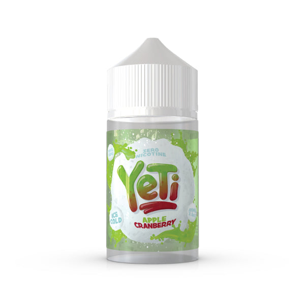 Yeti - Apple Cranberry