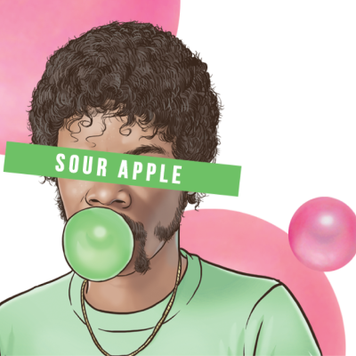 ARC - Vubble - Sour Apple