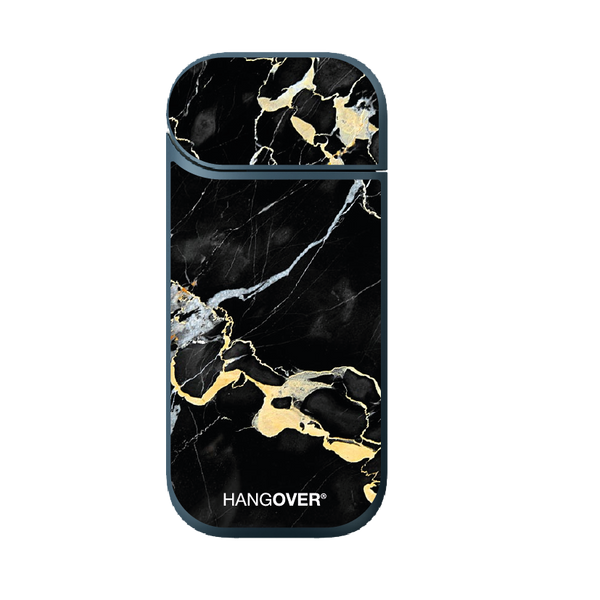 Hangover - iQOS Skin - Marble Black