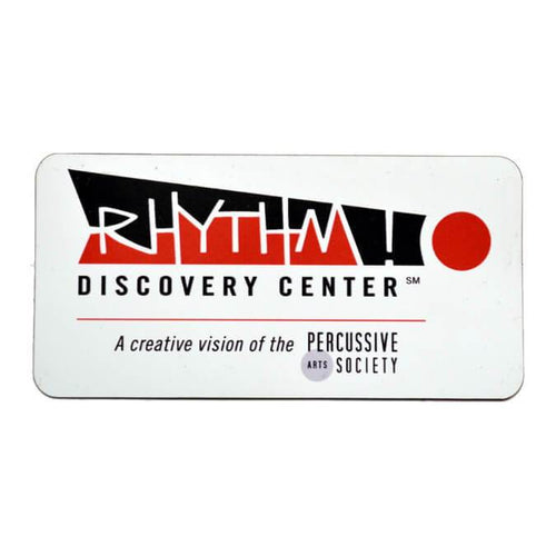 Rhythm Discovery Center Magnet