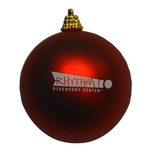 Rhythm! Holiday Ornament