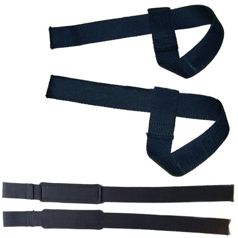Bar Strap For Weight Lifting