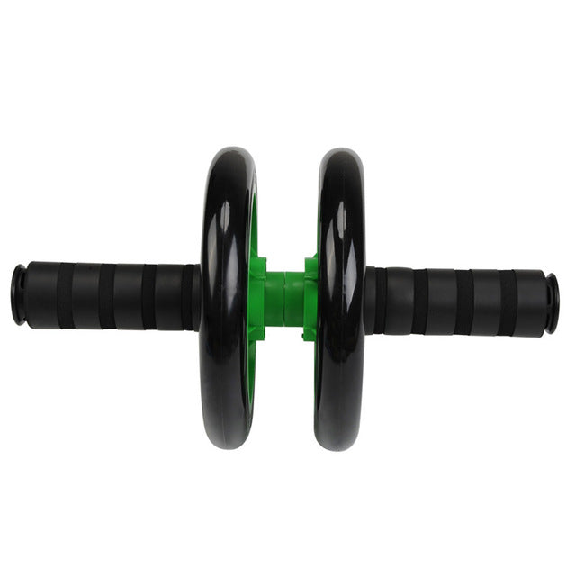 Double Wheel Ab Roller