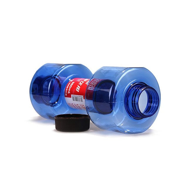 Dumbbell Fitness Bottle