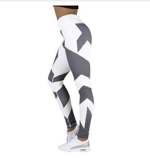 Chief Pattern Fitness Legging