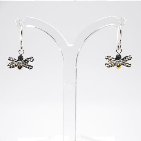 Bee Drop Earings