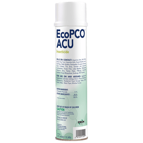 EcoPCO ACU Unscented Contact Insecticide - 17 oz