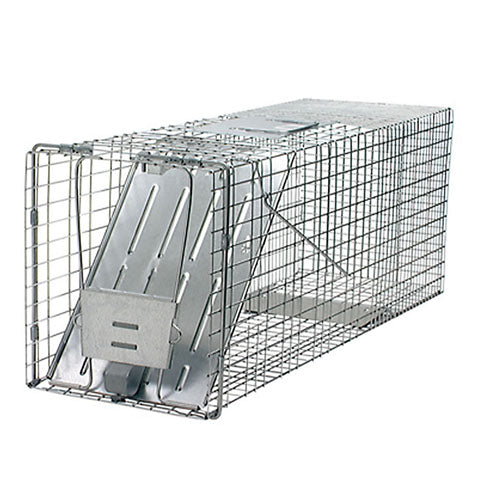 Havahart Cage Trap 1079  32x10x12 in - each