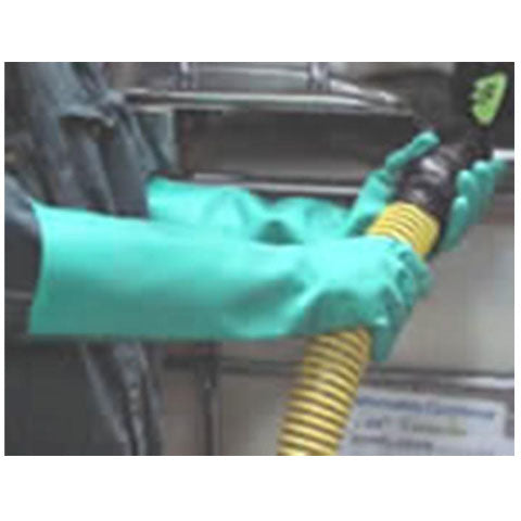 Nitri-Solve Heavy Duty Nitrile Gloves Large