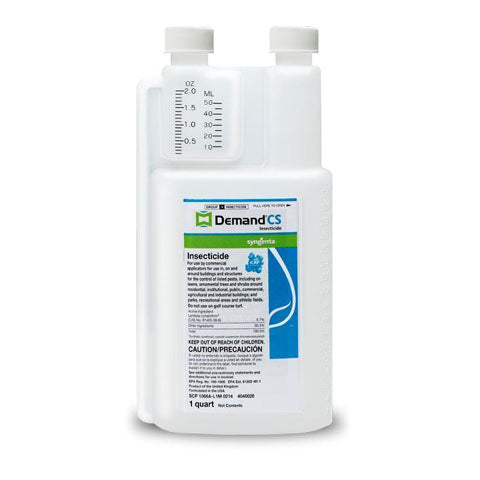 Demand CS Insecticide - 32 oz
