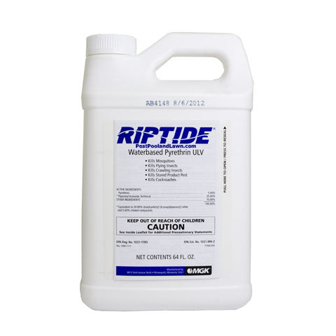 Riptide 5.0% Pyrethrin ULV Misting Concentrate