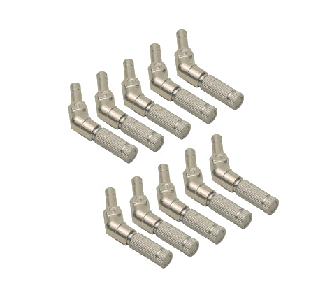 MistAway Nozzle Kit - 10 pack 45 degree kit