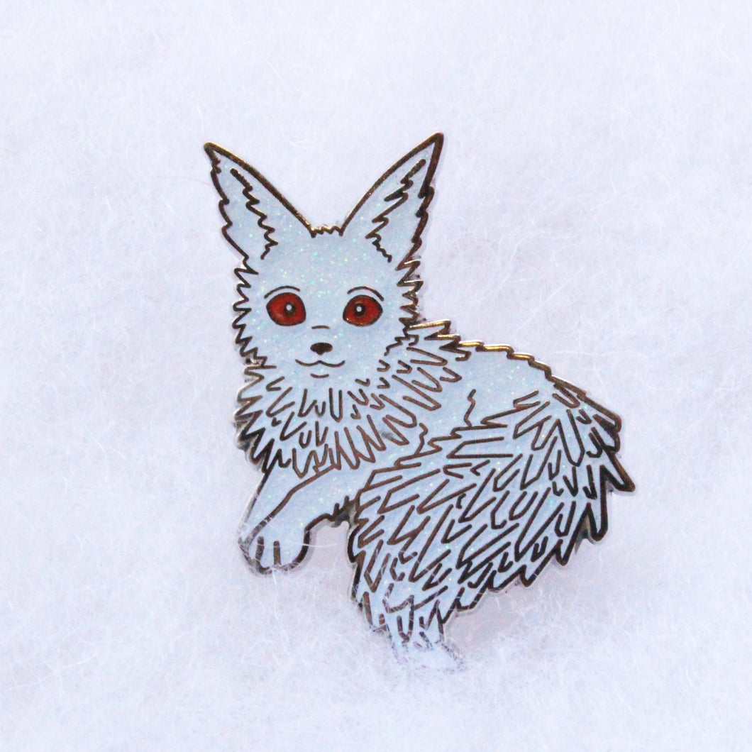Star Wars , The Last Jedi - Vulptex Crystal Critter enamel pin